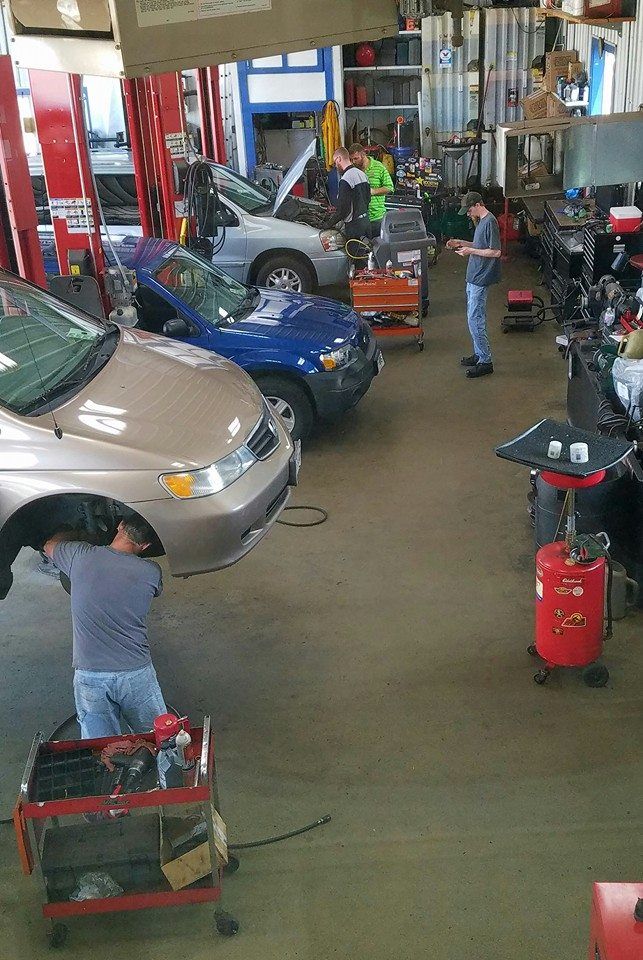 Auto Repair Shop Services All Vehicle Makes & Models