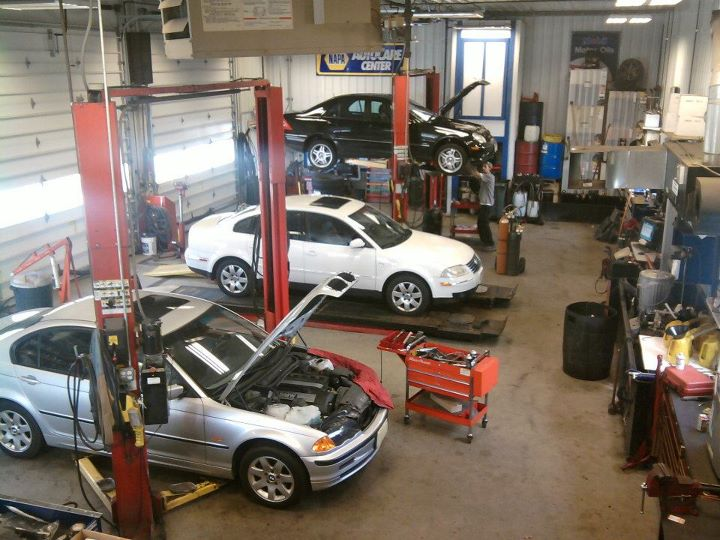 Auto Repair Shop Interior Design Home Design