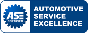 We are ASE Certified, and we employ on the most expert mechanics