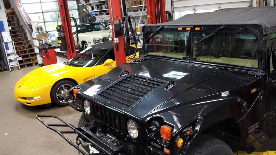 Automotive Repair Shop in Delavan / Elkhorn / Lake Geneva Wisconsin