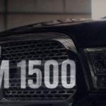 DODGE RAM 1500 REBEL TRUCK WINS FOUR WHEELER'S 2016 PICKUP TRUCK OF THE YEAR AWARD