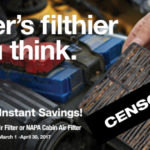Clean Up With $15 Instant Savings On Your Filter!