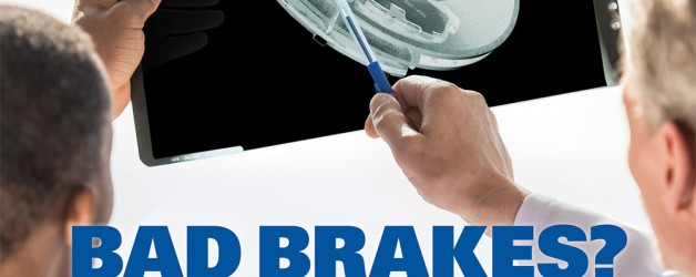 BAD BRAKES? Receive a Visa Gift Card worth up to $50 back on NAPA Brakes!