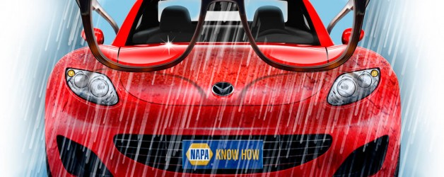Buy One NAPA Quality Windshield Wiper Blade and Get One FREE